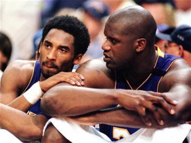 Shaq Remembers Kobe Bryant In An Emotional Speech: 'Now I Lost A Little Brother'