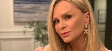 Tamra JudgeExplains How She Ended Up On The 'RHOC' Reunion
