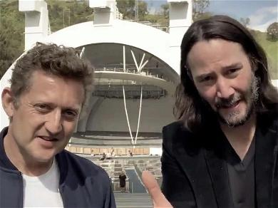 Excellent! 'Bill & Ted 3: Face the Music' Officially Announced!