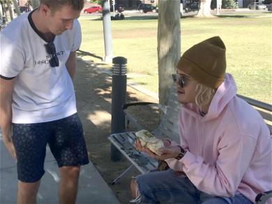 Justin Bieber Viral Burrito Photo Was an Elaborate Prank