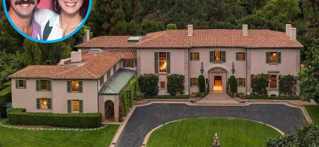 Sonny & Cher's Former Owlwood Estate Slashes Asking Price By $65 MILLION!!!