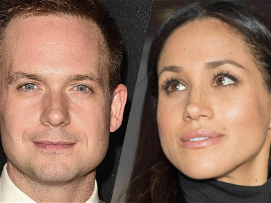 Meghan Markle's 'Suits' Co-Star SLAMS British Royal Family Over Bullying Investigation