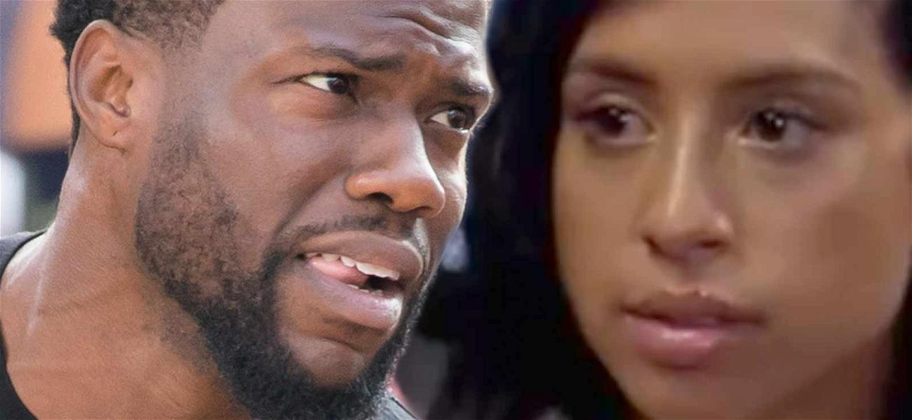 Kevin Hart Video Co-Star: I'm Not a Stripper!  Or An Extortionist