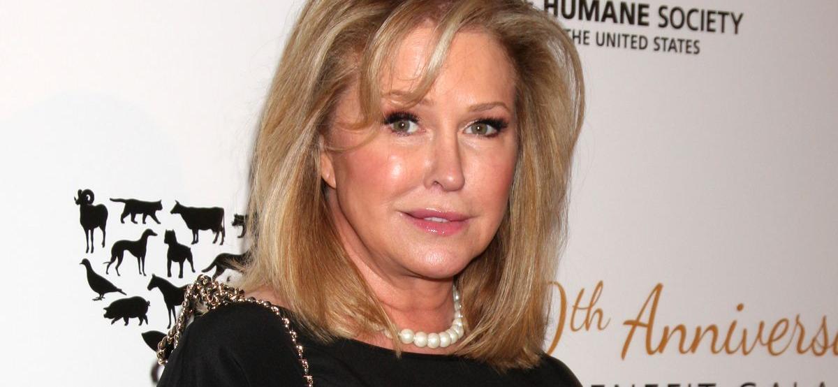 Kathy Hilton Admits She Doesn't Watch 'RHOBH,' Shares Husband Rick's Reaction