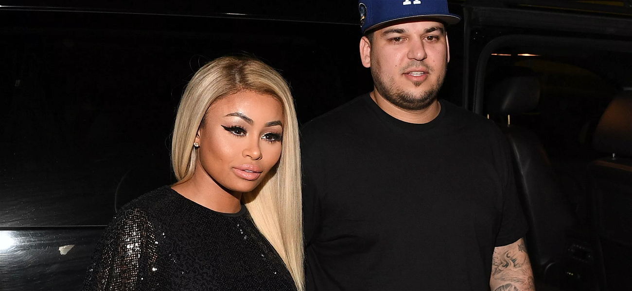 Blac Chyna Responds To Rob Kardashian's Drug Use And Gun Pointing Allegations — He Is LYING!
