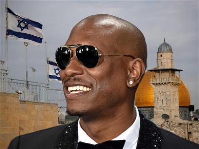 Tyrese Halts Ex-Wife from Taking Their Child to Israel Over Fears of Violence