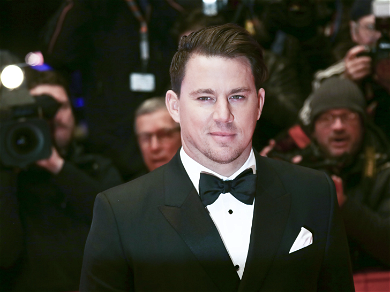 Channing Tatum Goes Fully Nude In New IG Selfie!!!
