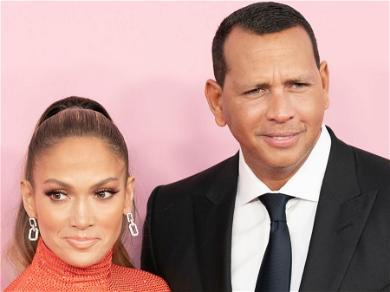 Jennifer LopezAnd Alex RodriguezWent To Therapy While In Quarantine