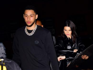 Ben Simmons Doesn't Believe In The Kardashian Curse Amid Kendall Jenner Romance