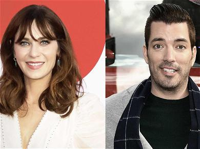 Zooey Deschanel Dating 'Property Brothers'  Jonathan Scott 1-Week After Split With Husband