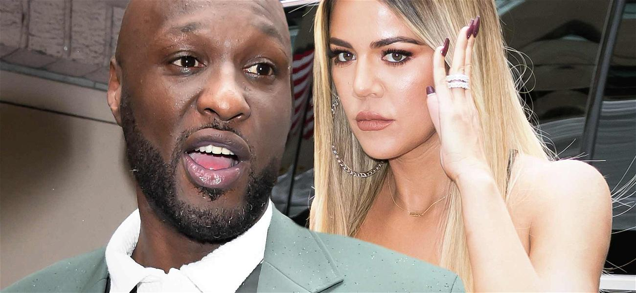 Lamar Odom Claims Khloe Kardashian Once Beat Up a Stripper After Finding Her in His in Hotel Room