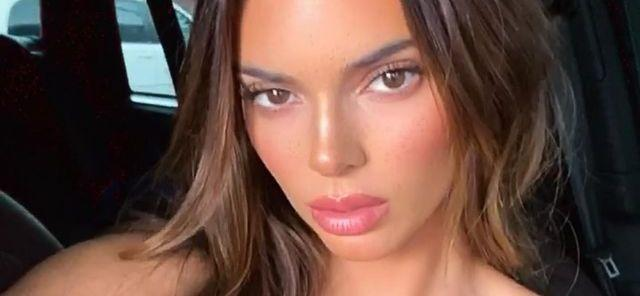 Kendall Jenner's Massive Bikini Thigh Gap Sparks Complaints