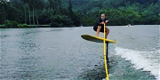 Mark Zuckerberg Proves He Can Get Wet as He Tries Tow-in Surfing With a Legend