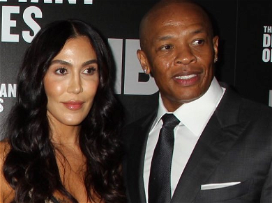 Dr. Dre Pays Ex-Wife $2 MILLION While He Recovers From Aneurysm
