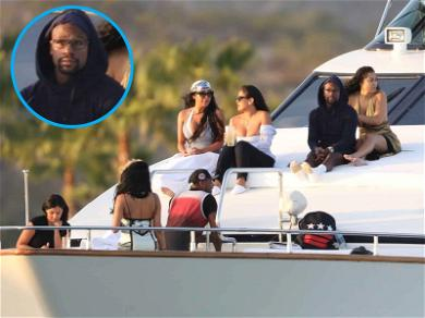 Floyd Mayweather Is Yacht Impressed With Boat Full of Beauties