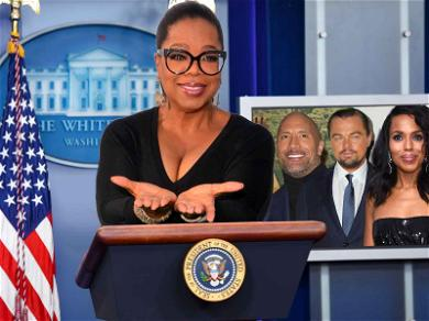 If Oprah Really Does Run for President, We've Got Her Cabinet Already Picked Out