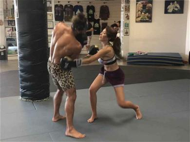 Farrah Abraham Signs Up for Celebrity Boxing, Training to Fight With Jeremy Jackson