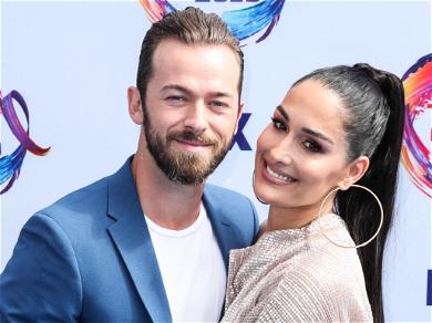 Nikki Bella's 'DWTS' Boyfriend Artem Chigvintsev Posts Loving Tribute On Her Birthday