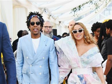 Jay-Z And Beyoncé Weren't Intentionally Being 'Disrespectful' While Seated During Super Bowl LIV