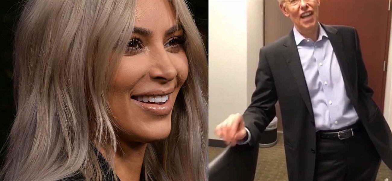 Kim Kardashian: Attorney at Law?