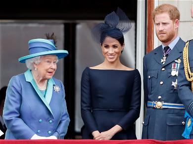 New Book Claims Queen Elizabeth Gave Meghan Markle A 'Master Class' On Royal Etiquette