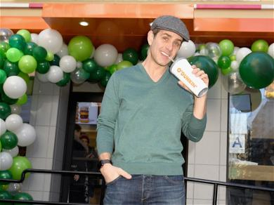 Joey McIntyre is New Face of O'Dunkin' Donuts