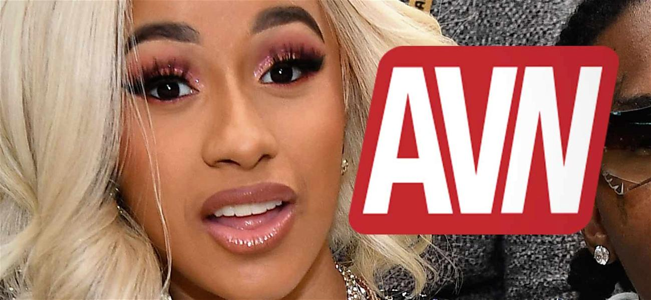 Cardi B Tapped to Perform at 2019 AVN Porn Awards