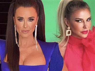 'RHOBH' Star Kyle Richards Accused Of Setting Up Brandi Glanville's Party Crash