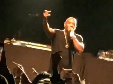 Ja Rule Encourages Fans to Curse at Him Over Fyre Festival During Concert