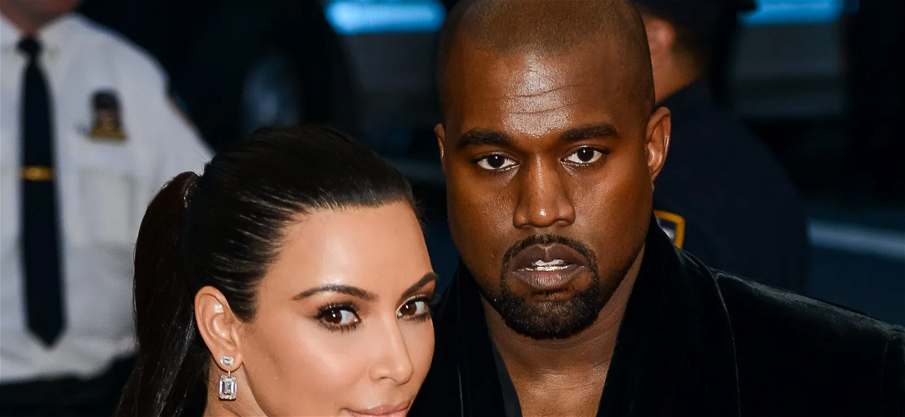 Kanye West Not Talking To Kim Kardashian, Told Her To Call His Team