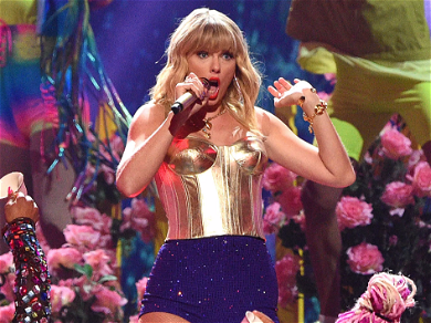 Taylor Swift: L.A. 'Lover Fest' Stadium Unfinished, Laborer Contracts COVID-19