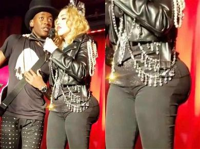 Madonna Shows Off Curvy Backside, Fans Question Whether She Received Butt Injections