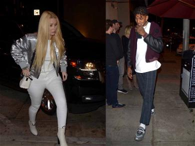 Iggy Azalea Slams the Idea She's Back Together with Nick Young in SPECTACULAR Fashion
