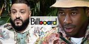 DJ Khaled Has No Beef With Tyler, the Creator Or His Label Over His Album, Billboard Is the Issue