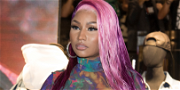 Nicki Minaj Can't Be Found By Agency Suing Her Over Instagram Posts