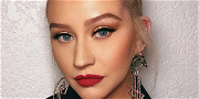 Christina Aguilera Exposes DDs In Unzipped Super Bowl Outfit