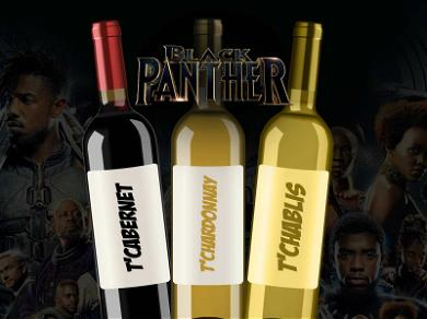 Texas Man Trying to Cash in 'Black Panther' Mania with 'Wakanda Wine Fest'