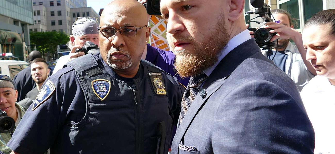 Conor McGregor Says He 'Regrets' His Actions After Quick NYC Court Hearing
