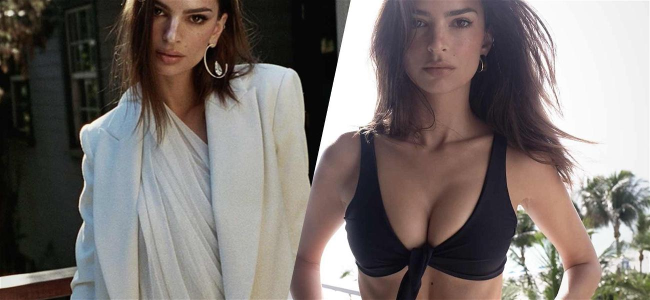 Emily Ratajkowski 'Destroys Humanity' By Dropping 25 Never-Before-Seen Bikini Pictures