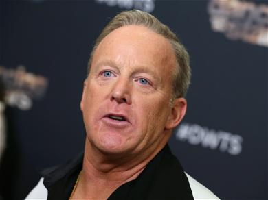 Here's Why Sean Spicer Got Bleeped On 'Dancing With The Stars'