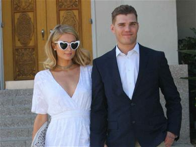 Paris Hilton Meets Priest for Her Wedding at Beverly Hills Church