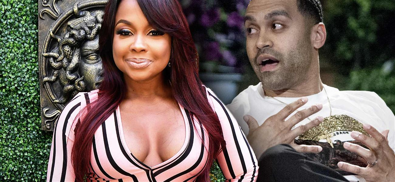 'RHOA' Star Phaedra Parks' Ex-Husband Apollo Nida Getting Out of Prison One Year Early