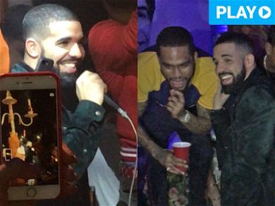 Drake Gets Epic Bar Mitzvah Do-Over, Mazel Tov!