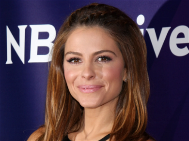 Maria Menounos Flaunts Braided Look After Filling In for Kelly Ripa