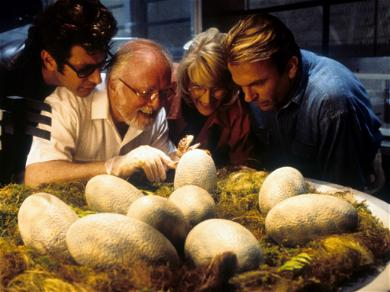 Sam Neill, Laura Dern and Jeff Goldblum Will Return For 'Jurassic World 3' and Fans Are Bowled Over