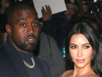 Kim KardashianAnd Kanye West Could Have A Nasty Custody Battle