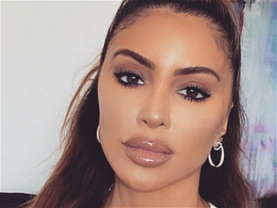 Larsa Pippen Sizzles In Sultry Selfie After Being Caught With Malik Beasley