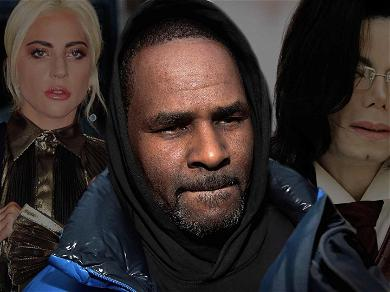 R. Kelly Name Drops Michael Jackson and Lady Gaga in Attempt to Get Out of Jail