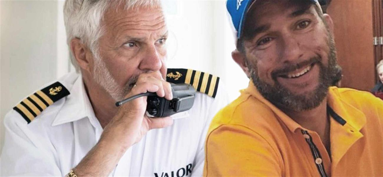'Below Deck' Captain Lee Discovered Son Unresponsive With 'Glass Pipe' In Hand