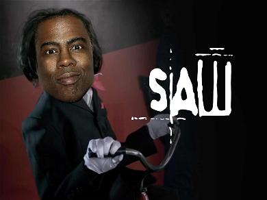 Chris Rock Rebooting 'Saw' Horror Film Franchise With New Terrifying Twist